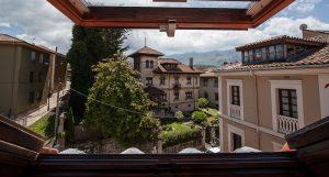 Vistas a la Sierra del Cuera desde el dormitorio y el salón