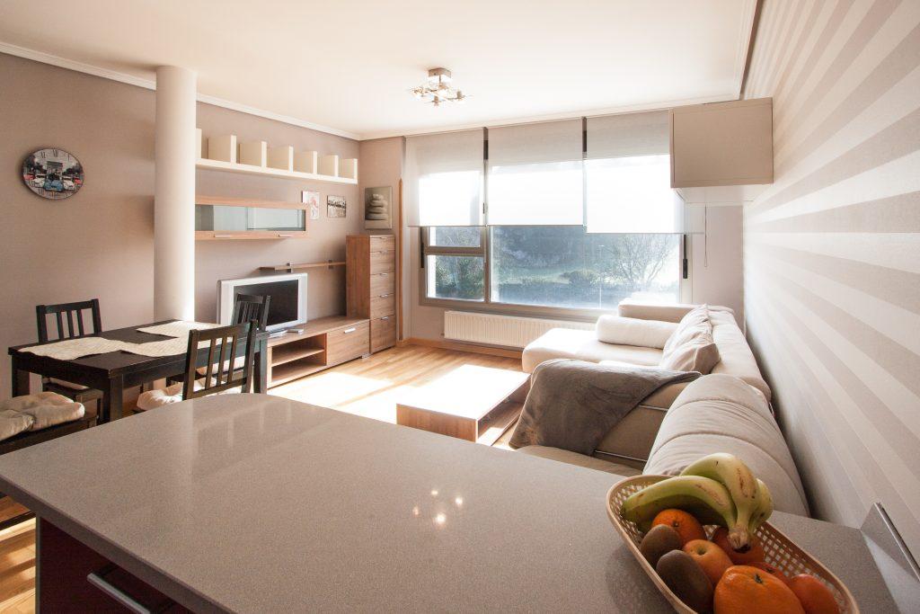 Apartamento en Llanes para 3 personas